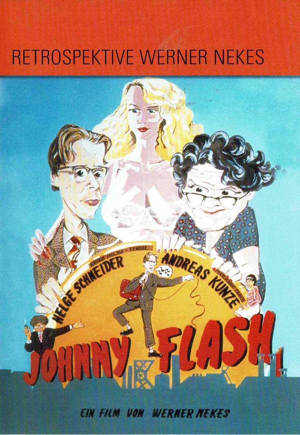 Johnny Flash