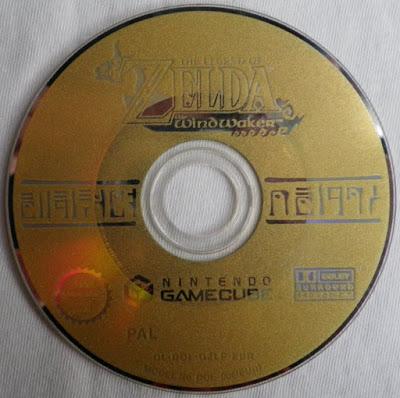 The Legend of Zelda - The Wind Waker - Disco The Wind Waker