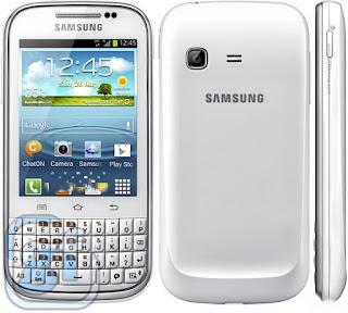 Firmware Samsung Galaxy Chat GT-B5330 Bahasa Indonesia