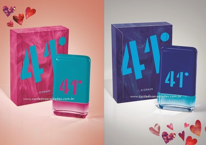 Perfume 41 Graus Jequiti