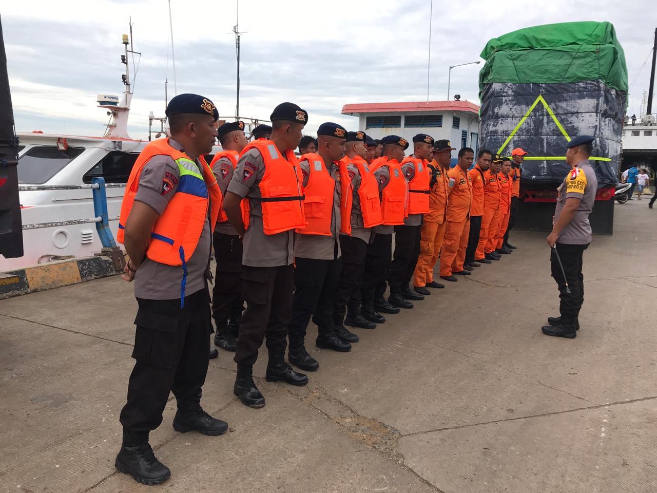 Tim SAR Gabungan Belum Temukan Korban KMP Mishima yang Lompat ke Laut