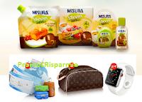 Logo Con Misura Stevia vinci Apple Watch, voucher viaggio e Trousse Louis Vuitton