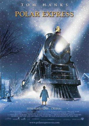 Poster The Polar Express 2004