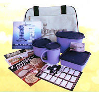 Paket Member Tulipware, POD, Starter Kit, Kit Bag