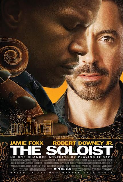 The Soloist (2009) BRRip ταινιες online seires oipeirates greek subs