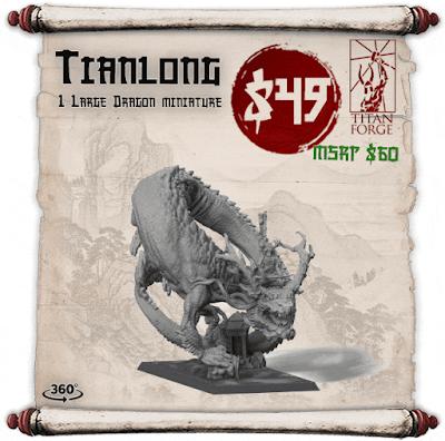 Titan Forge - Tianlong