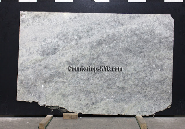 Crystal Grey Marble slab NYC 2cm