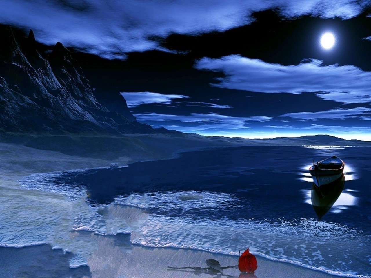 Kids Fall Wallpaper Wallpaper Moonlight Quot Extreme Beauty Of Nature Quot