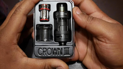 3Tips Helps You Buy Uwell Crown 3 Atomizer at the Best Price