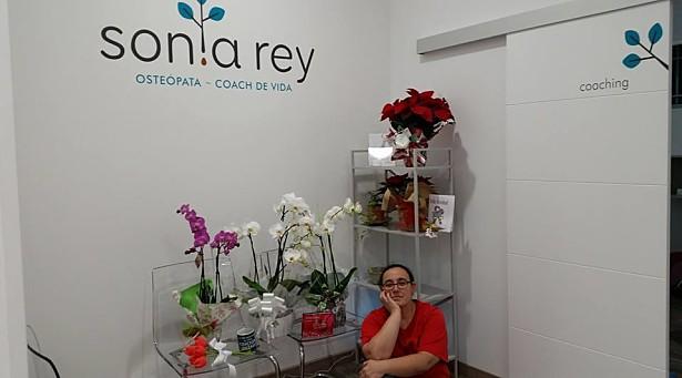Sonia Rey, osteópata y coach de vida