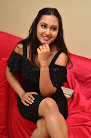 South Actress Amulya in short black dress at Kalamandir Foundation 7th anniversary Celebrations ~  Actress Galleries 069.JPG