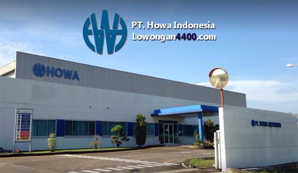 Lowongan Kerja PT. Howa Indonesia Delta Silicon 3