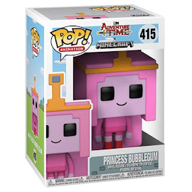 Minecraft Funko Princess Bubblegum Other Figure