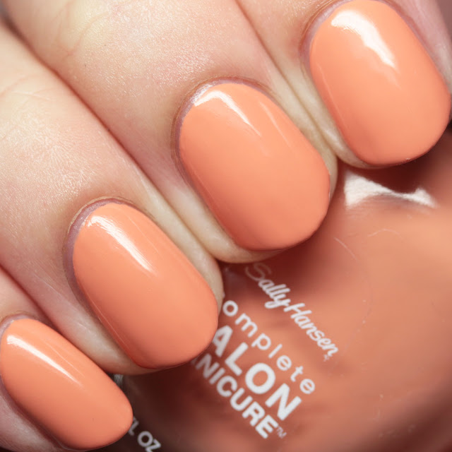 Sally Hansen Complete Salon Manicure 349 Freedom of Peach