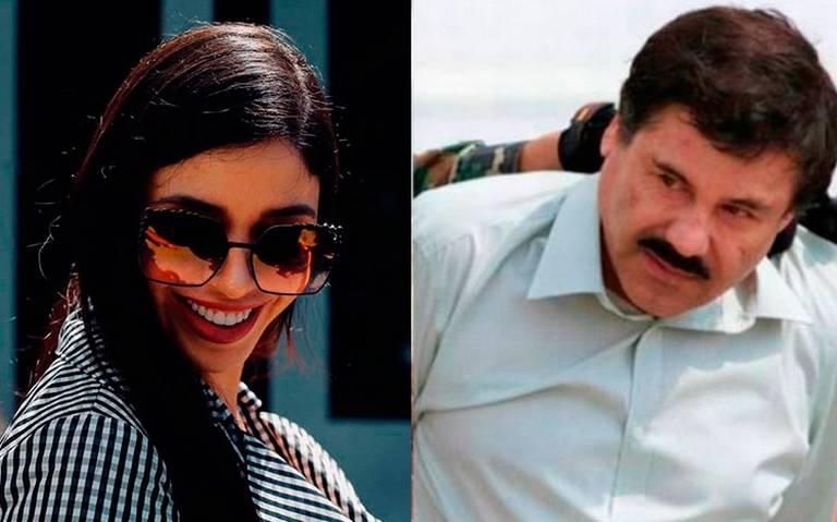 Vídeo, El Chapo en prisión y su esposa Emma Coronel en la peda