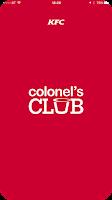 colonels club app