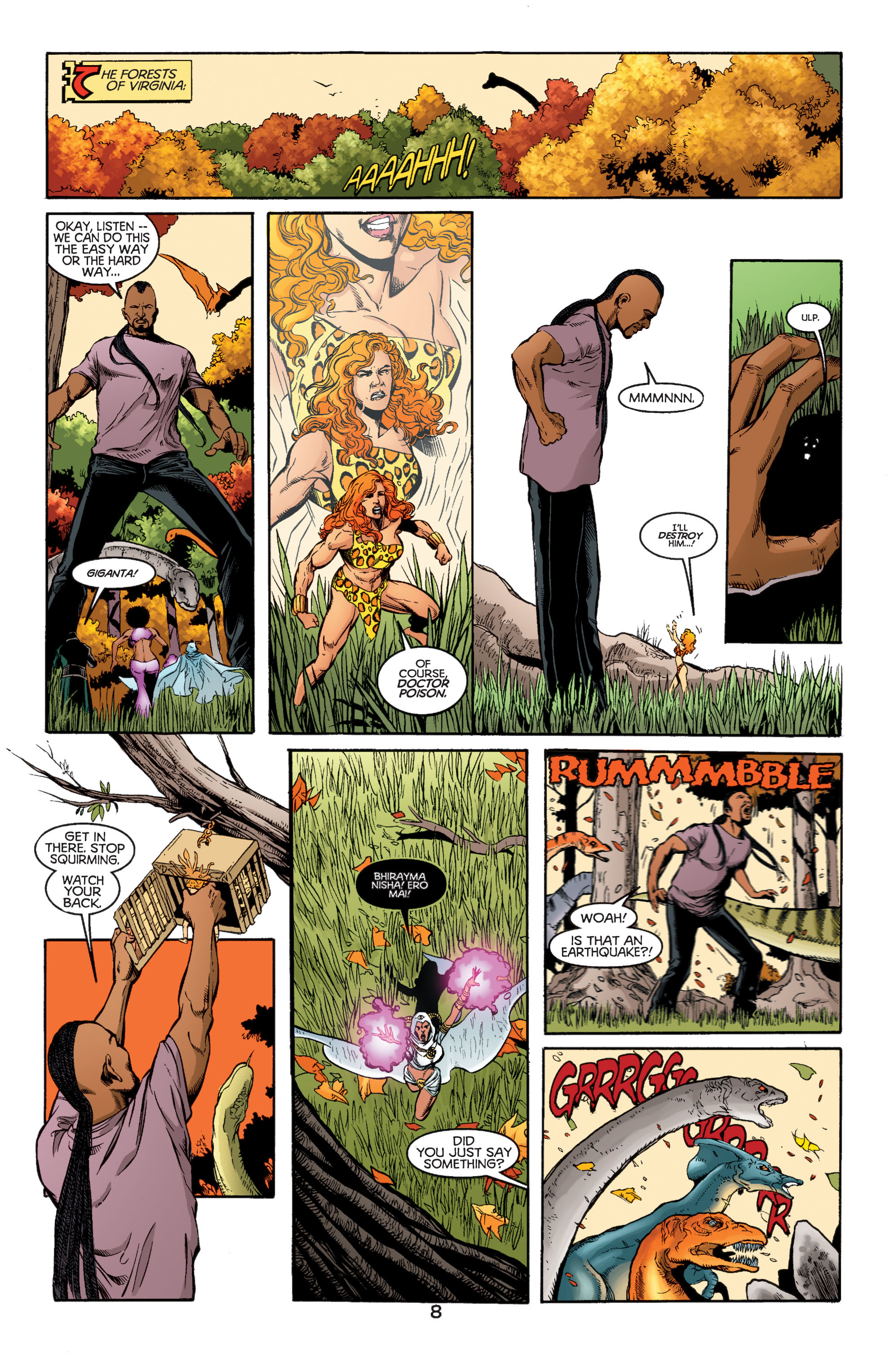 Read online Wonder Woman (1987) comic -  Issue #185 - 9