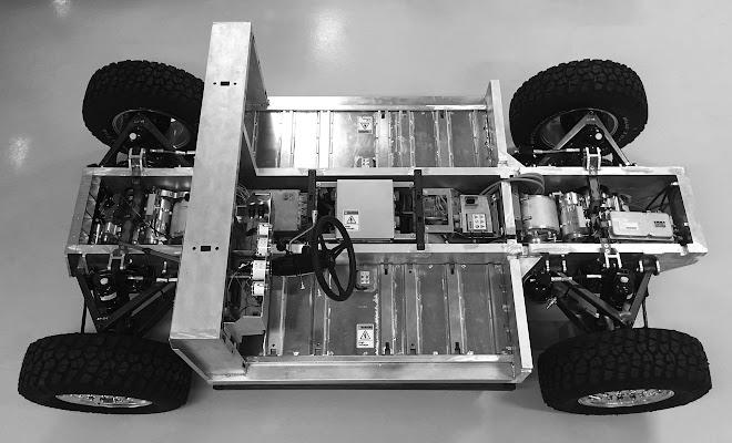 Bollinger Motors B1 chassis