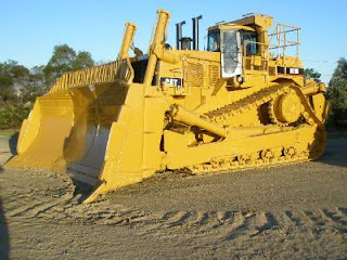 Cat D11R with U Dozer and Ss Ripper Máy ủi CATERPILLAR D3 D4 D5 D6