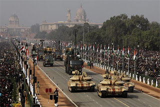 indian military parade
