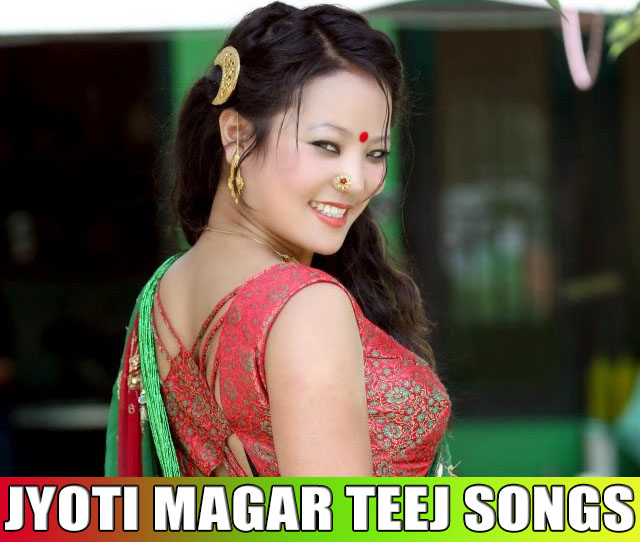jyoti magar teej song