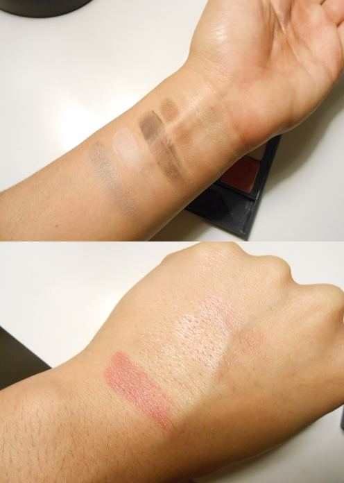 Almay The Complete Look Medium Swatches