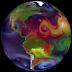 4 animaciones que muestran que está sucediendo con el clima de la Tierra