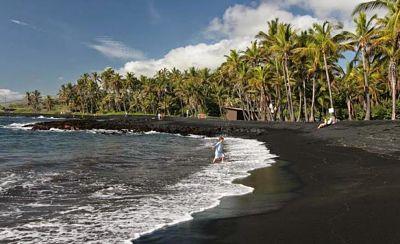 Punaluu. Hawaii