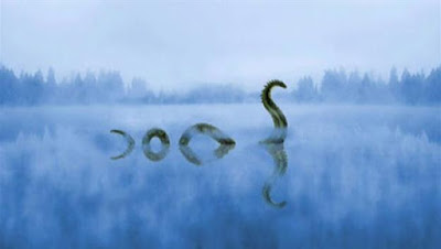 Loch Ness Monster is a being folklore that reputedly inhabits Loch Ness lake