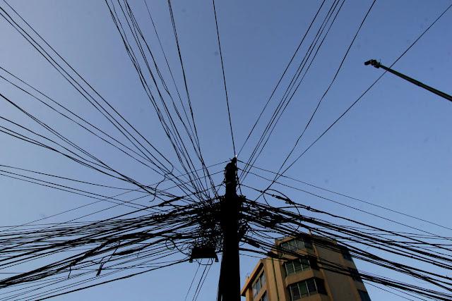 Hurtaron cableado eléctrico en la Dirección de Malariología