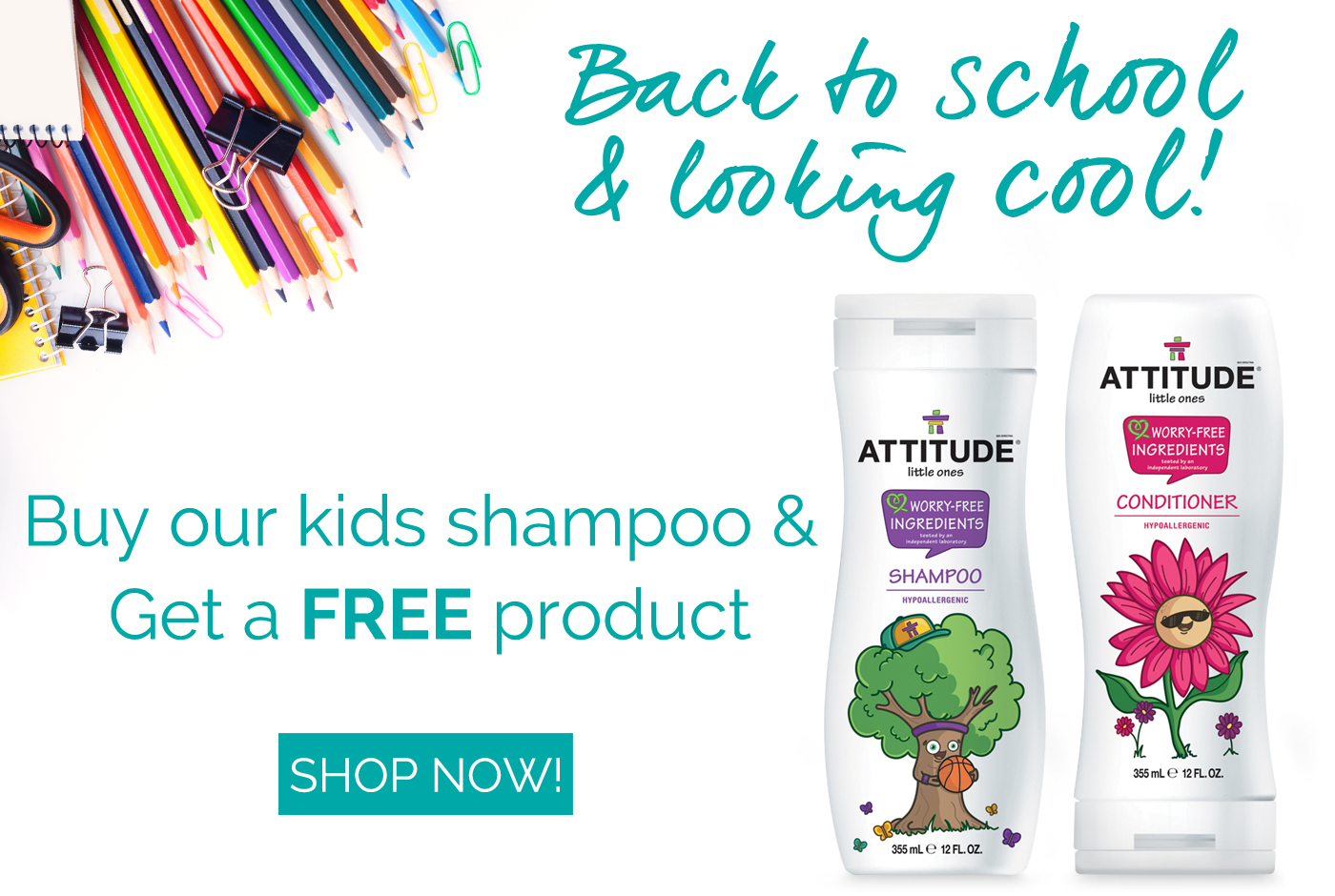Mom Knows Best : Send Your Kids Back To School With ATUDE Kids ... on