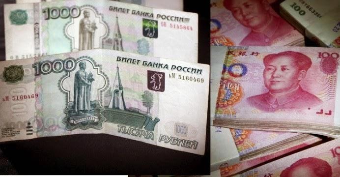 Το εμπάργκο φέρνει Ρωσία και Κίνα πιο κοντά