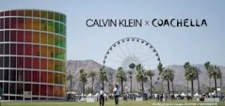 Promoção Calvin Klein Ingressos VIP Festival Coachella 2019