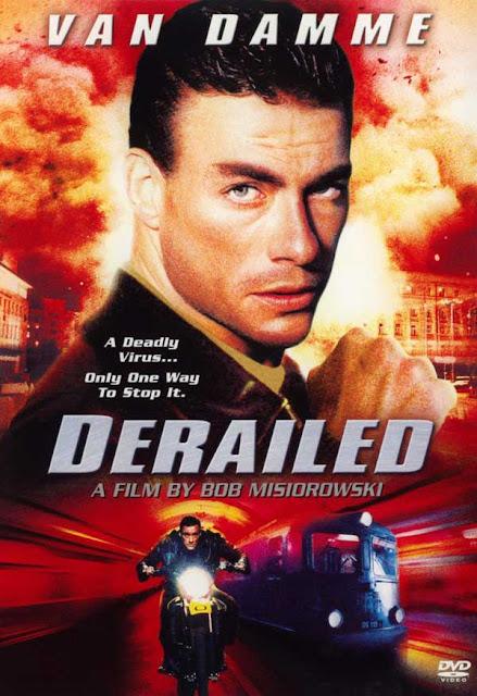 Derailed (2002) อึดนรก ด่วนมหากาฬ