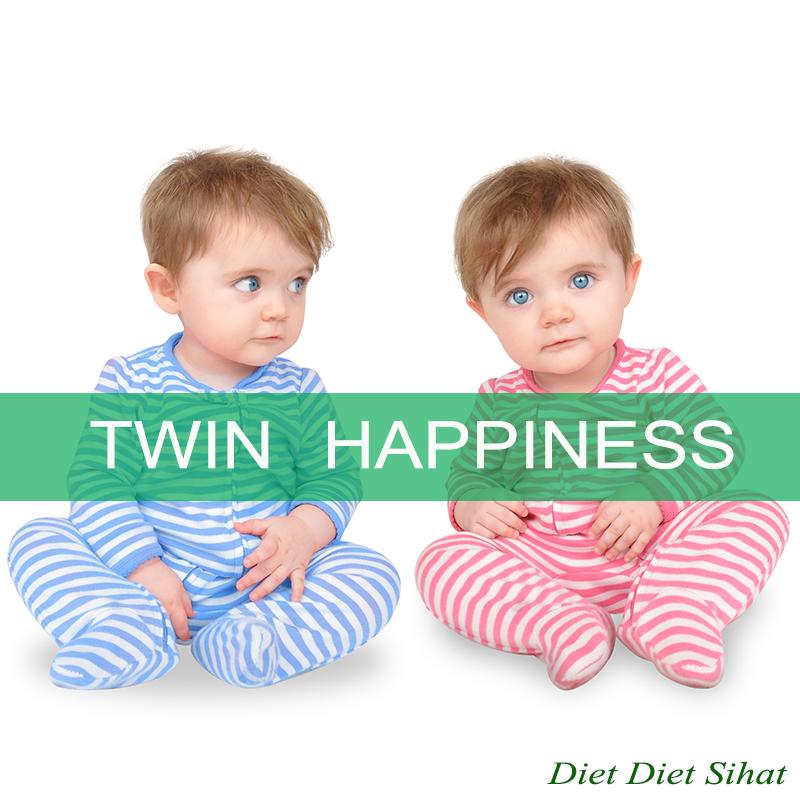 tips dapat anak kembar