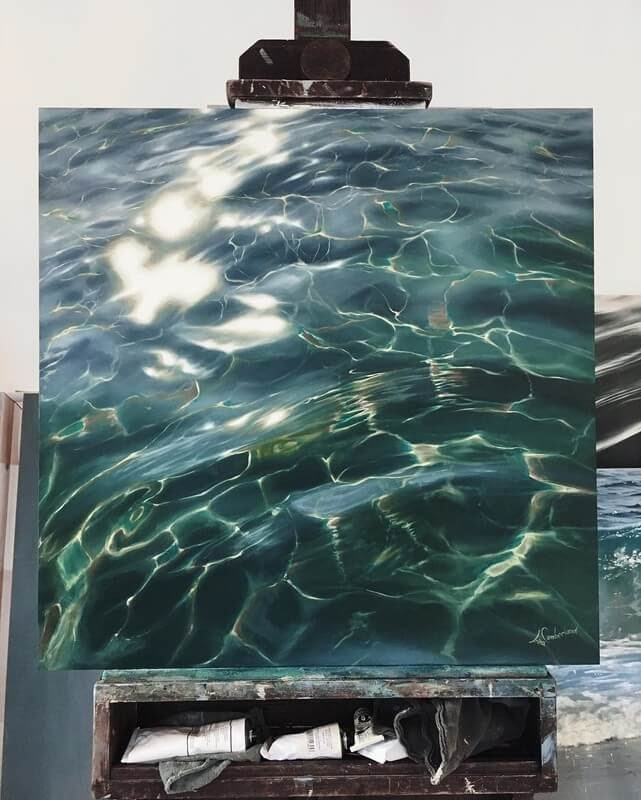 02-Irina-Cumberland-Realistic-Water-Paintings-www-designstack-co