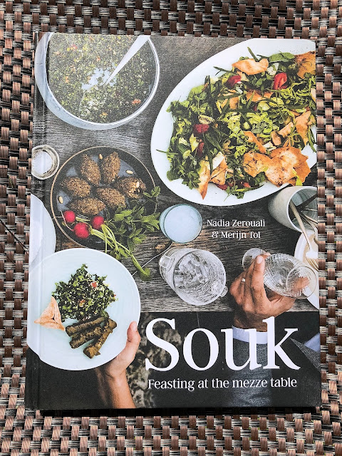 Arabic cuisine book