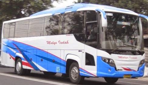 Harga Tiket Bus Mulyo Indah