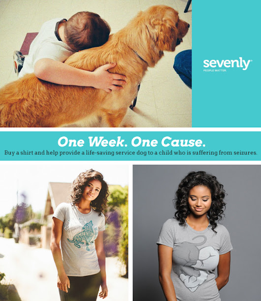 Sevenly : One Week. One Cause.