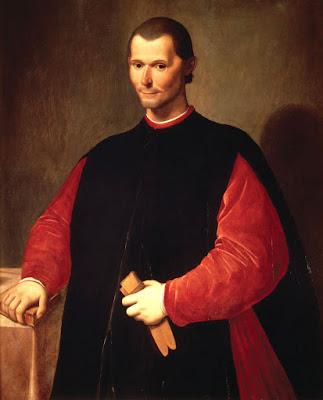 Политиката няма връзка с морала твърди ренесансовия мислител, философ и дипломат Николо Макиавели