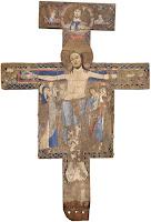 Pienza, La Croce di San Pietro in Villore di San Giovanni d'Asso