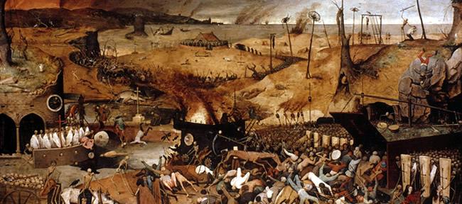 La peste 1665