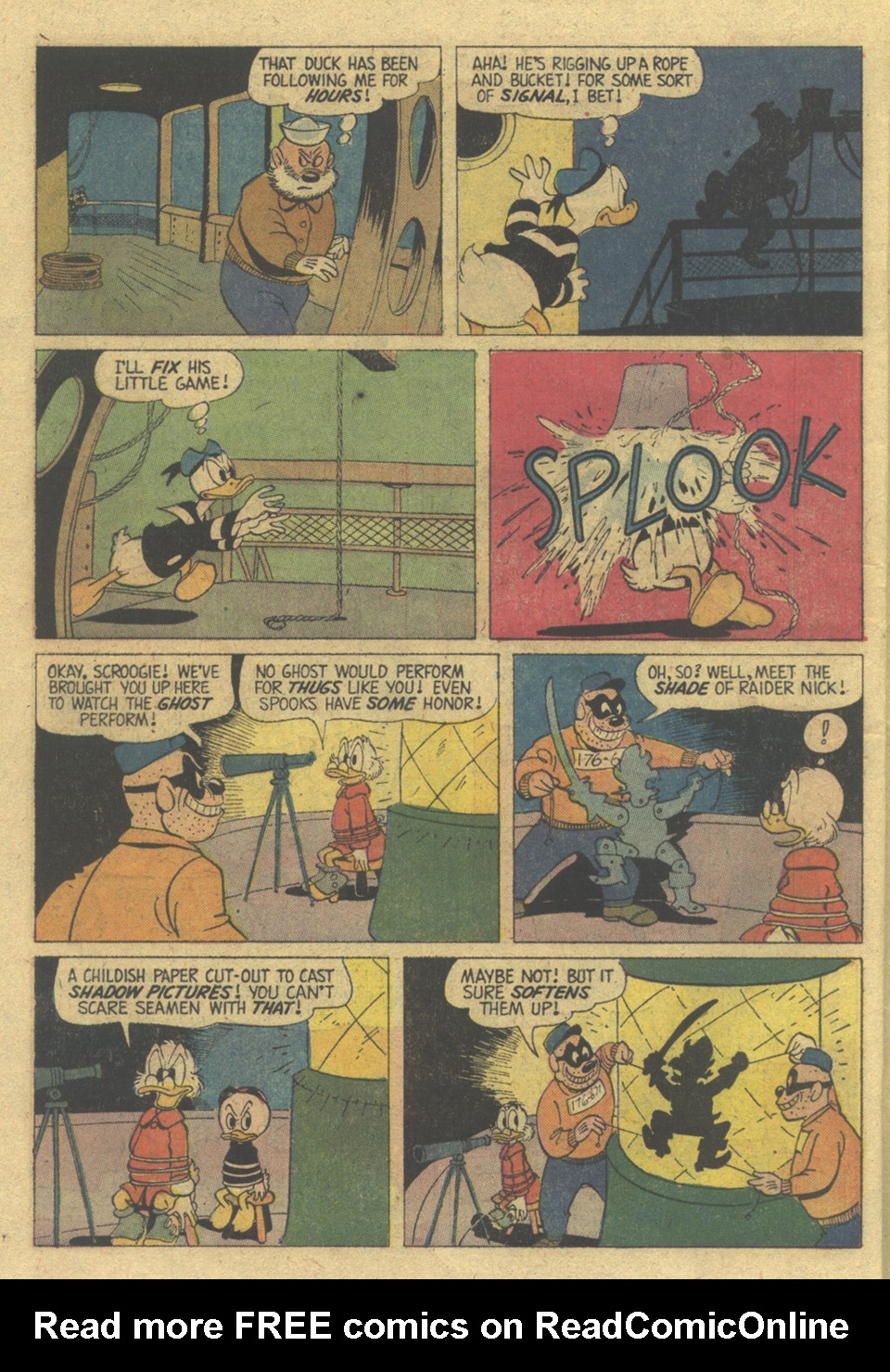 Read online Uncle Scrooge (1953) comic -  Issue #119 - 22