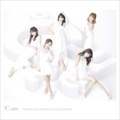 ℃-ute - °COMPLETE SINGLE COLLECTION [FLAC   MP3 320 / CD]