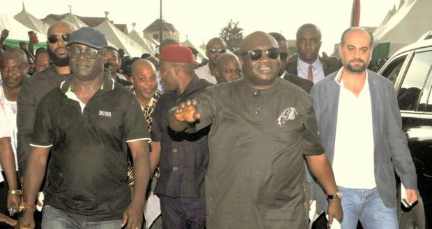 Abia State government begins reconstruction of Faulks Road Aba