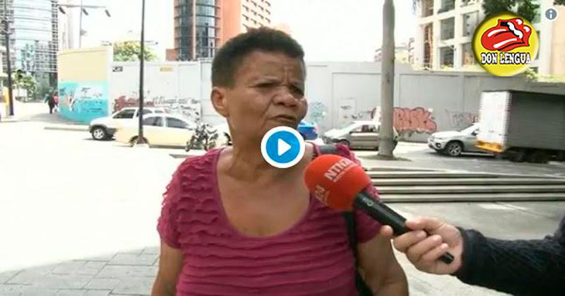 Venezuela : Señora indica que su hija debe prostituirse para poder darle de comer a sus nietos