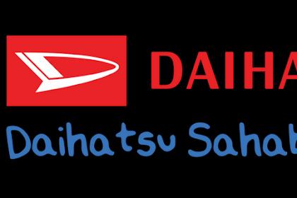 Loker PT Astra Daihatsu Motor (ADM) Tingkat SMA/SMK November - Desember 2017