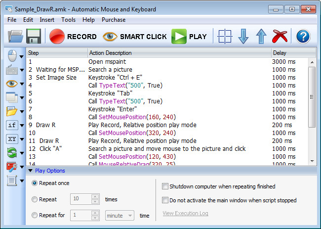 Automatic Mouse and Keyboard 5 2 9 2 full