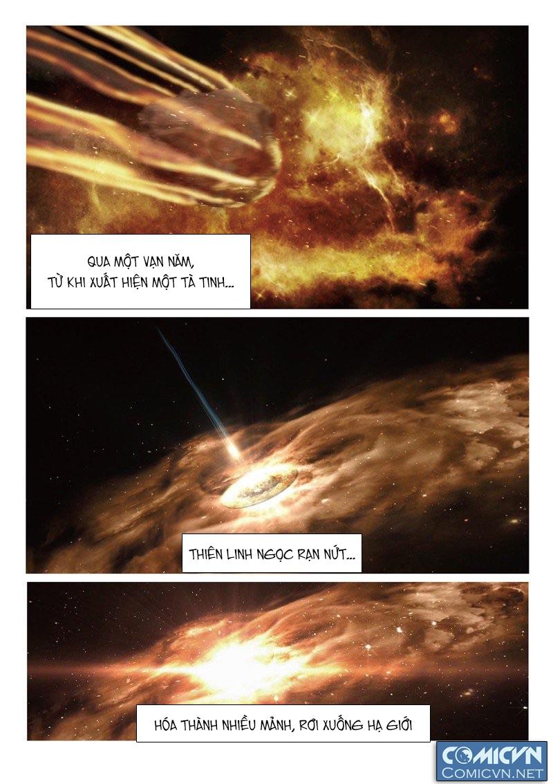 Thiên Ngọc Truyền Kỳ chap 1 - Trang 12