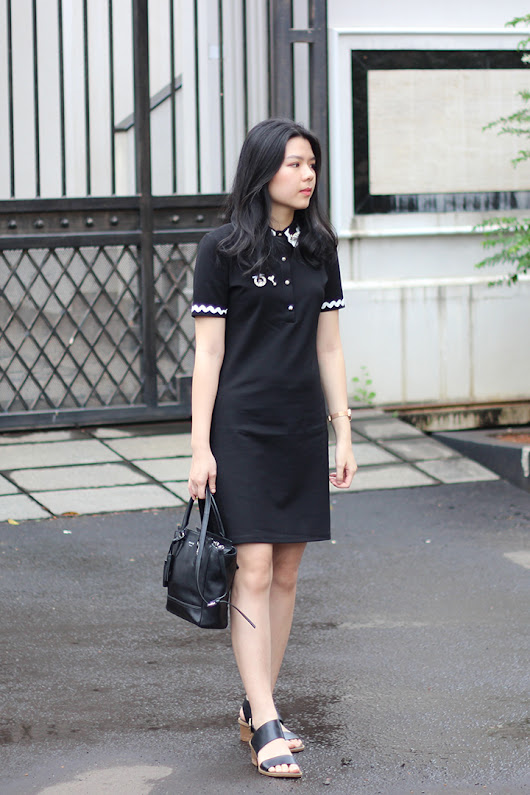 STYLE TREND #004 - LITTLE BLACK DRESS